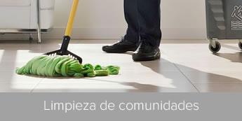 limpieza de comunidades vigo