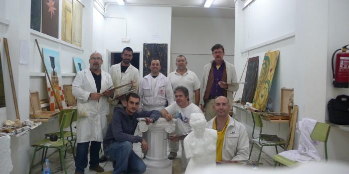 tecnica imitacion marmol